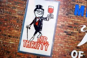 Mr. Thrifty