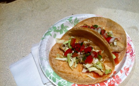 How to make fish tacos a socal classic for How to prepare fish tacos