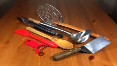 Basic Kitchen Tools